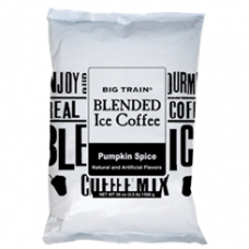 Big Train Pumpkin Spice Blended Ice Coffee